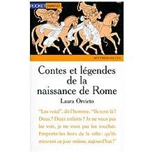 Contes et légendes de la naissance de Rome