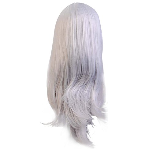 Zolimx Fashion Glamourös Haarteil Perücke Sexy Lange Frauen Mode Synthetische Wellenförmige Cosplay Party Perücken Schwarz -