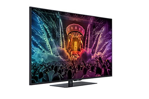 Televisor LED PHILIPS 55PUS6031S/12 4K Ultra HD Smart TV Dual Core 700Hz PPI Wifi 55' negro