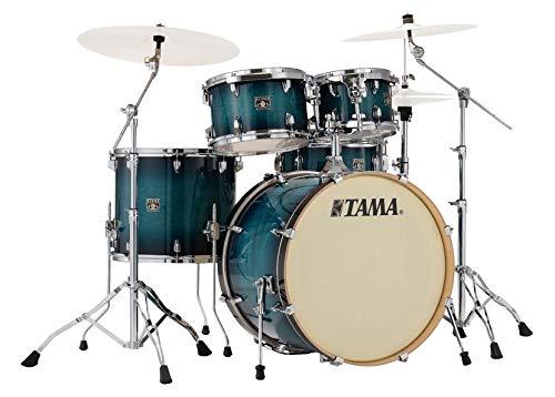 Tama Superstar Classic Drum Set - CL52KRS-BAB Blue Lacquer Burst