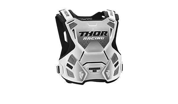 Thor S17 Guardian Adulti Armatura Moto Cross off Road protettore del Corpo Pettorina MX Quad Scooter Enduro Sportivi Giacca Protettori per Torace