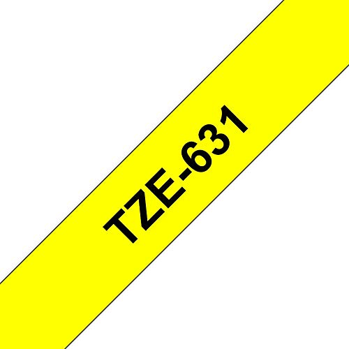 Brother TZe-651...