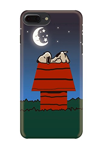 LIL SNOOPY CHARLIE PEANUTS FUNNY CUTE AWESOME Full 3D effect Phone case cover shell for apple Iphone and Samsung -Iphone 6plus 6Splus ( 5.5 inch) - 21