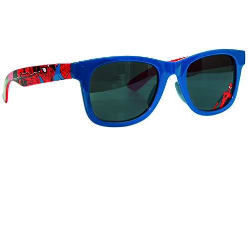 Marvel nickelodeon disney occhiali da sole - ragazzo blu spiderman