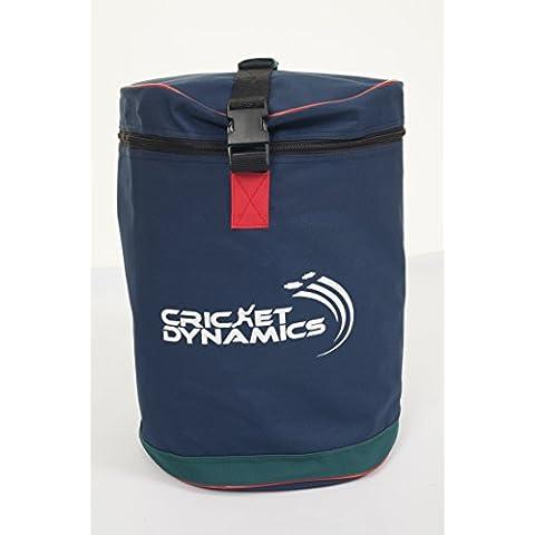 Cricket dinamica Pullman Ball Bag, Red/Blue/Green