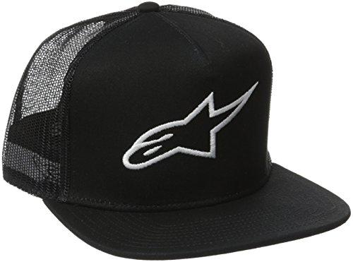 Alpinestars Herren Hat/Beanie CORP TRUCKER, schwarz, One size, 1025-81003