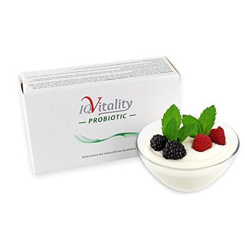 IQv Probiotic Joghurtkulturen zum Anrühren 4x10 g thumbnail