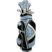 Ben Sayers Women's M15 Right Hand Cart Bag - Sky Blue