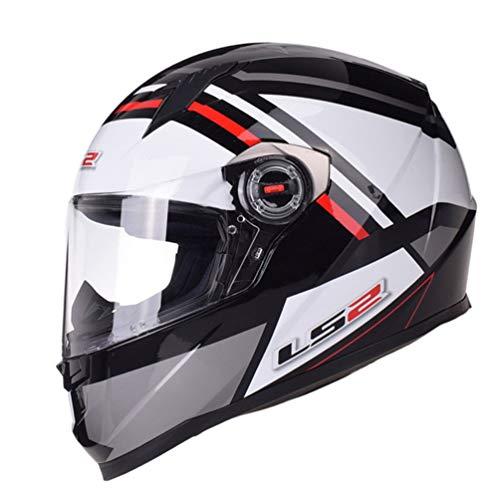 Caschi moto da uomo outdoor antivento protezione UV anti shock nebbia moto casco motocross racing moto caps in tutte le stagioni