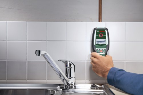The Bosch PMD 10 Multi-Detector is a heavy one compared to the others. Clearly, the size of the stud finder contributes to its price.  This tool has range and reach. It can scan deeper than some of the stud finders featured in this review.