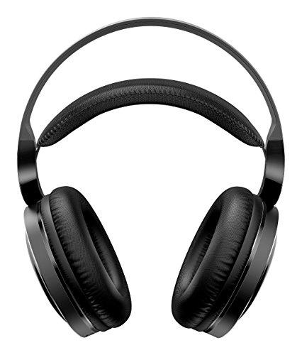 Philips SHC8800/12 Over-Ear Funkkopfhörer (offen, 100m Reichweite) schwarz - 2