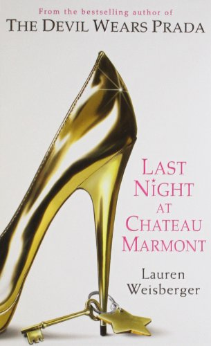 Last Night at Chateau Marmont Cover Image