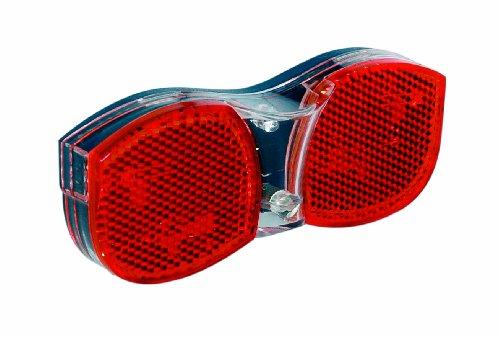 Büchel Rücklicht LED Avenue Stand, rot, 50010 - M5 Rot Leuchtet