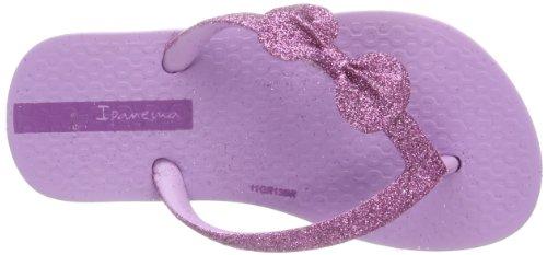 Ipanema Lolita, Tongs fille Violet - Violett (lilac 21556)
