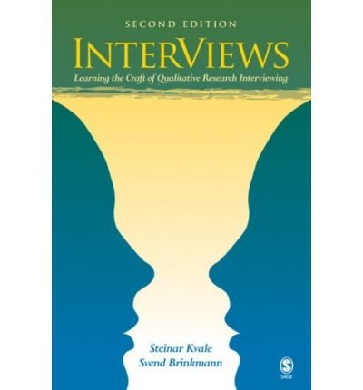 [(Doing Interviews)] [ By (author) Steinar Kvale ] [April, 2008]
