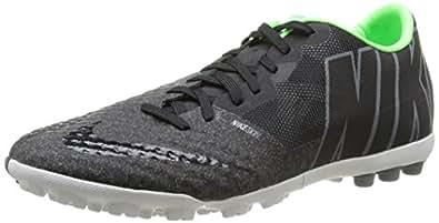 Nike Men's Bomba Finale II Black,Cool Grey,Electric Green  Football Boots -5.5 UK/India (38.5 EU)(6 US)