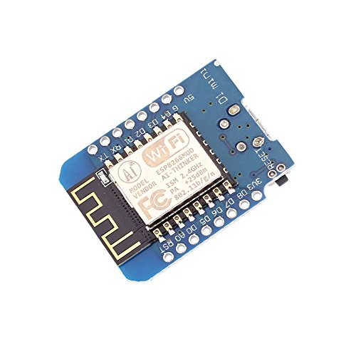 Xinzhi - D1 WiFi Mini V2 NodeMcu Lua Internet ESP8266 Entwicklungsboard Modul Von WeMos - Wifi-jammer
