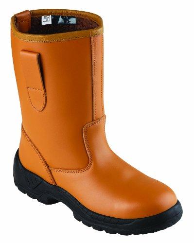 Paroh Beaver 705 S1p Lined Rigger Boot, Bottes de sécurité Homme Marron (tan)