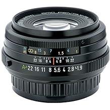 PENTAX 43mm f/1.9 Limited, black