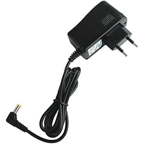 Alimentatore / Caricabatteria da 9V compatibile con Pedale effetto Zoom G1u