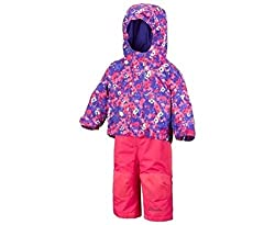 Columbia Buga™ Set Punch Pink Floral Camo 1218 (Kids)