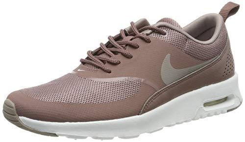 Nike Damen Air Max Thea Sneaker, Braun (Smokey Mauve/Pumice-Summit White 206), 40 EU