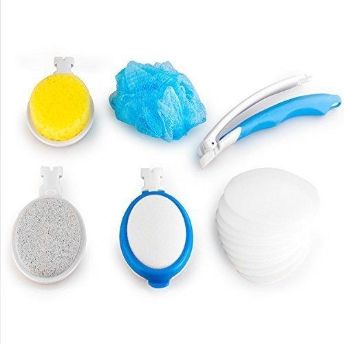 Set de soin de la peau avec trousse de toilette - 15 pièces