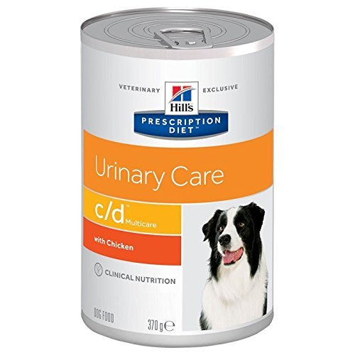 Hill`s Alimento Dietético para Perros C/D - 370 gr