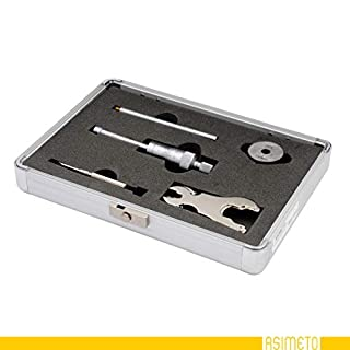 3-Punkt Innenmessschraube Dreipunkt-Innenmikrometer analog, 8-10mm, 0,001mm