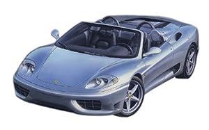 Tamiya - Ferrari 360 Spider, Modelo a escala 1/24 (Tamiya 24307)