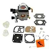 houri carburateur + joint + Primer pour Stihl HS45Taille-haie remplacer...