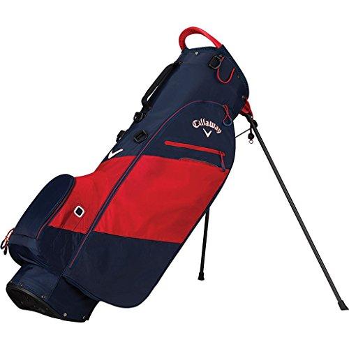 Callaway 2018 Hyper Lite Zero Stand Tasche Herren Golf Carry Bag 4-Wege-Teiler