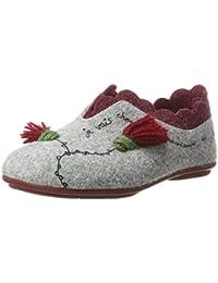 Chaussures Manitu vertes femme 2WV2I