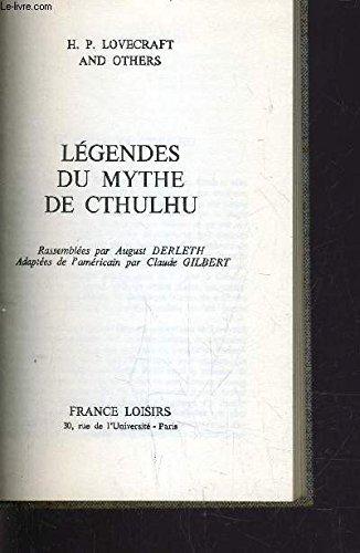 Lgendes du mythe de Cthulhu