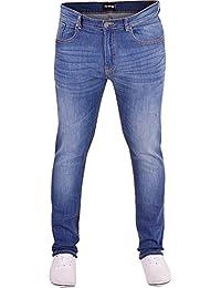 Firetrap Original Pour Hommes Jeans Moulant Slim Extensible Extensible Pantalon Jeans