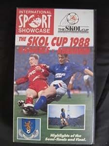 Skol Cup Final 1987 - Rangers vs. Aberdeen [VHS]