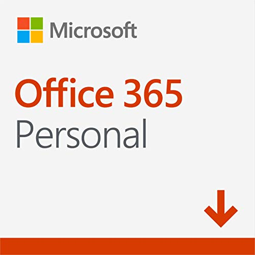 Microsoft Office 365 Personal multilingual | 1 Nutzer | Mehrere PCs / Macs, Tablets und mobile Geräte | 1 Jahresabonnement | Download - Personal Office 365-microsoft