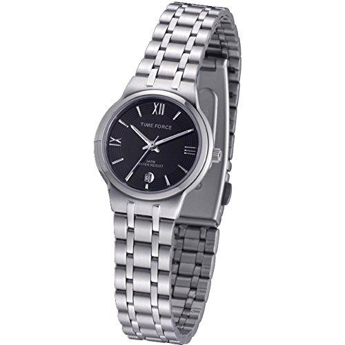 Montre  TIME FORCE Quartz - Affichage analogique bracelet Acier Inoxydable  et Cadran  81979