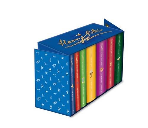 Harry Potter Signature Hardback Boxed Set x 7 (Harry Potter Signature Edition)