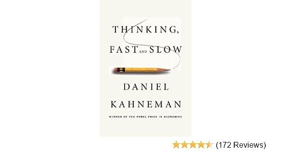 Thinking, Fast and Slow eBook: Daniel Kahneman: Amazon.de: Kindle-Shop