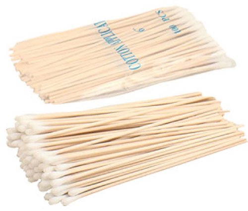 100-count-6-single-ended-cotton-swabs-with-wooden-sticks-by-toolusa