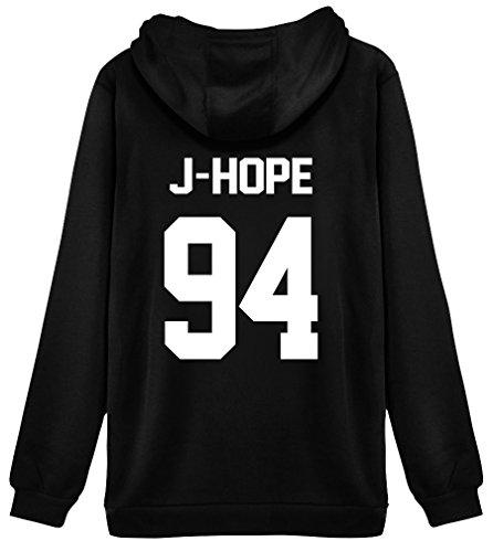 NBBZ - Sweat à capuche - Femme J-Hope-94
