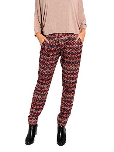 Pantalon PANACEA wine Violet