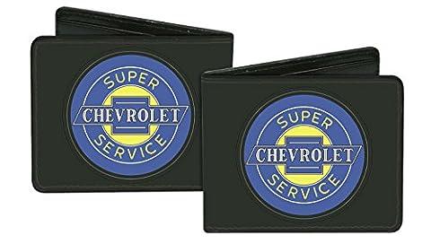 Chevrolet Automobile Company Super Service Bi-Fold Wallet