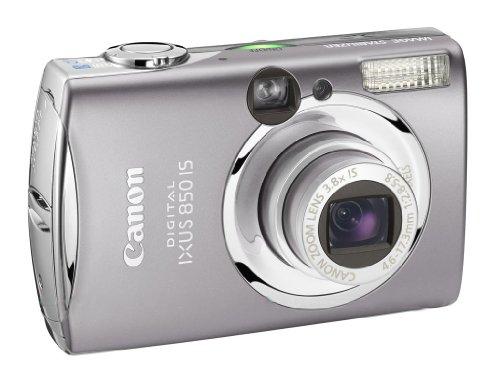 Canon Digital IXUS 850 IS Digitalkamera (7 MP)