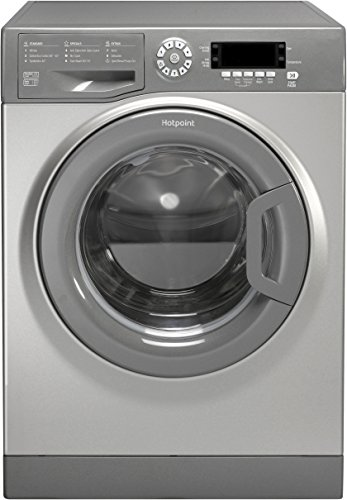 Hotpoint WMAOD844G A+++ Rated Freestanding Washing Machine - Graphite