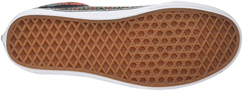 Vans Old Skool, Baskets Basses Mixte Adulte Multicolore (Moroccan Geo black/paprika)