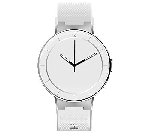 Alcatel One Touch Watch SM02, Bianco (Ricondizionato Certificato)