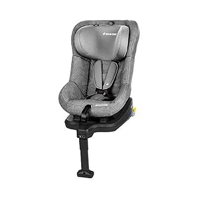Maxi-Cosi TobiFix, Kindersitz mit fünf komfortablen Sitz- und Ruhepositionen + mit ISOFIX, Gruppe 1 Autositz (9-18 kg), nutzbar ab 9 Monate bis 4 Jahre
