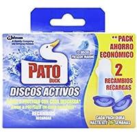 Pato - Discos Activos, Marine, 36 ml x2
